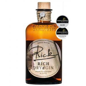 Rick Rich Dry Gin