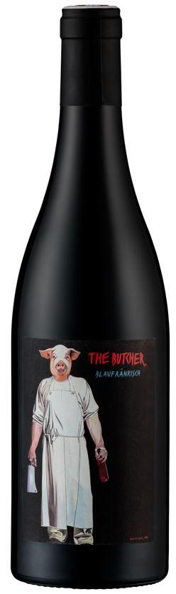 the butcher blaufränkisch