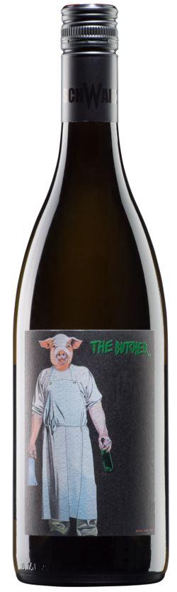 the butcher chardonnay